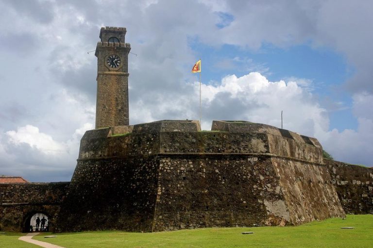Ancient Fort Galle