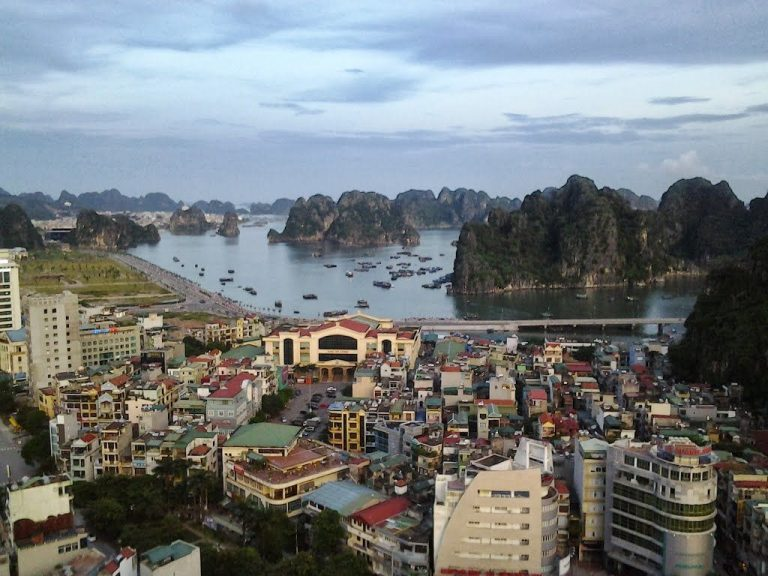 Photo: Halong City, Vietnam