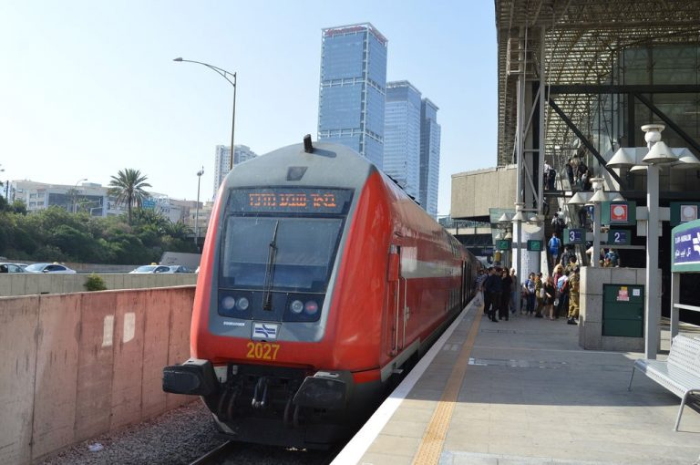 Hashalom Stations in Tel Aviv