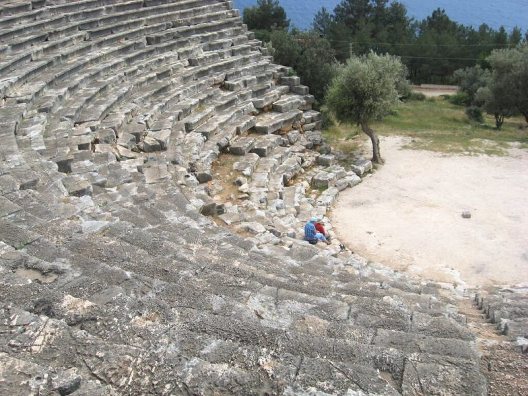 Amphitheater (Hellenistic Theater)