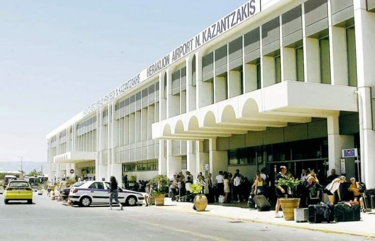 Airport, Heraklion