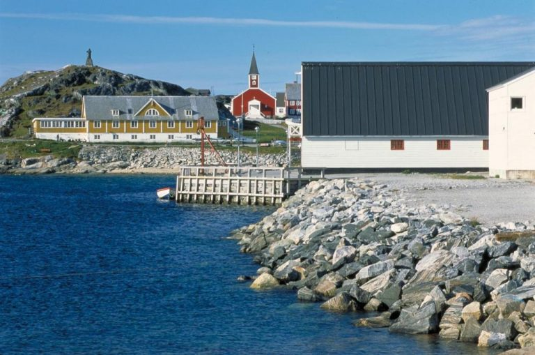 Nuuk Historic District, Greenland