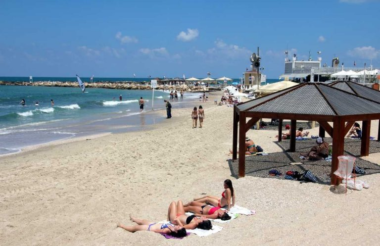 Holidays in Tel Aviv