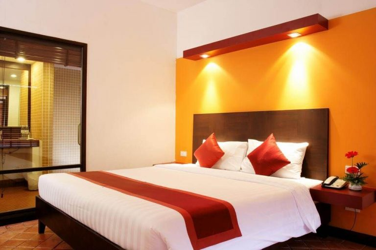 Hotel room at Hotel All Seasons Naiharn Phuket