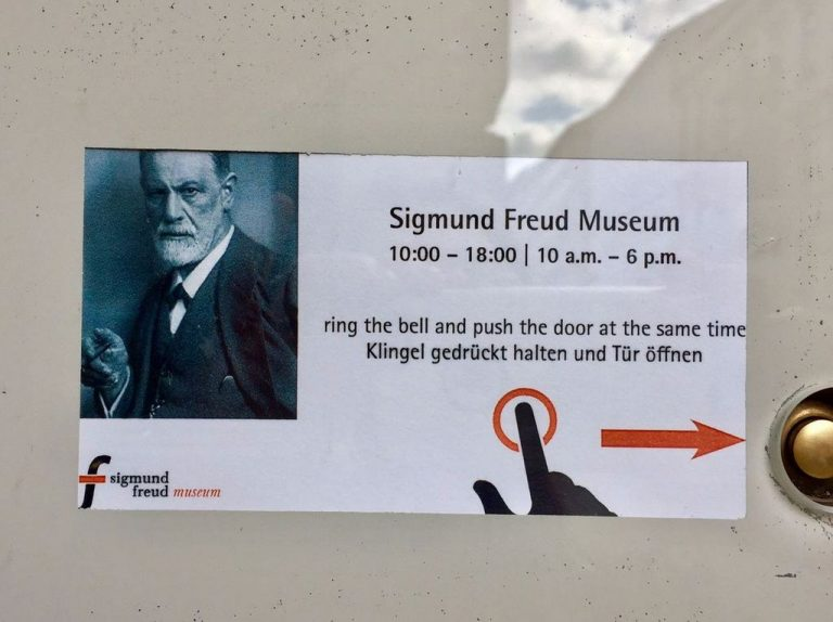 Opening hours of the House of Freud