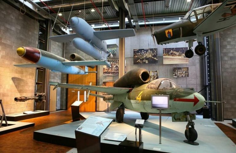 German Technical Museum, Aircraft Hall