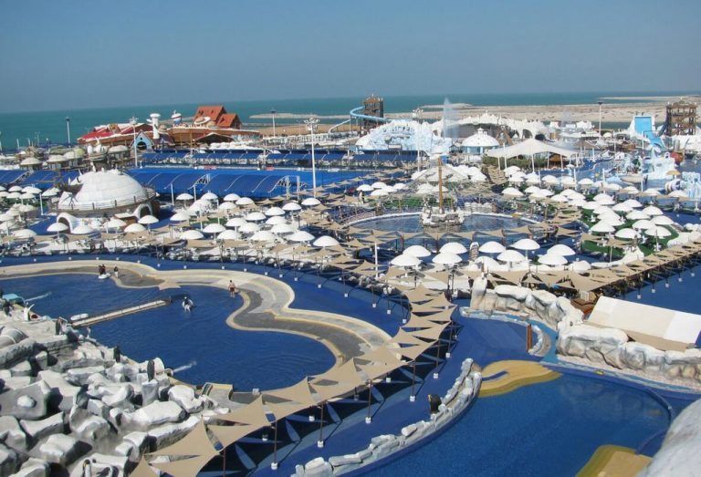 Water Park Ice Land Water Park