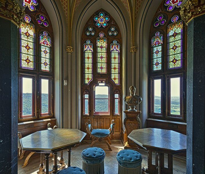 Room in Hohenzollern Castle