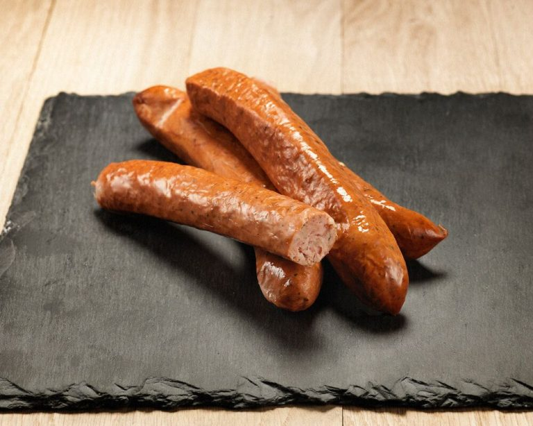 Insterband - Swedish Spicy Sausages