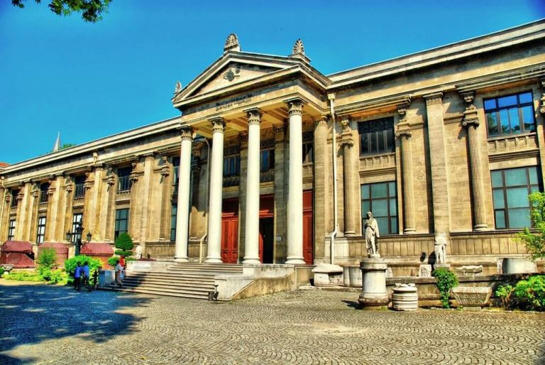 Archaeological Museum of Istanbul