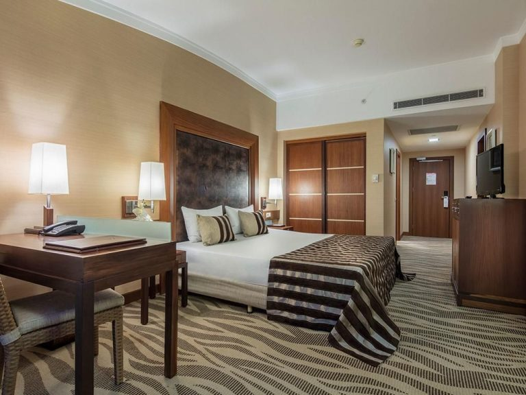 It looks like a room at the Rixos Sungate Hotel
