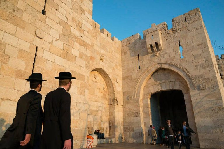 From Jaffa Gate to the Kotel