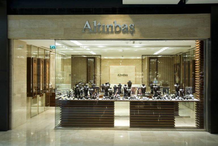 Jewelry store Altinbas