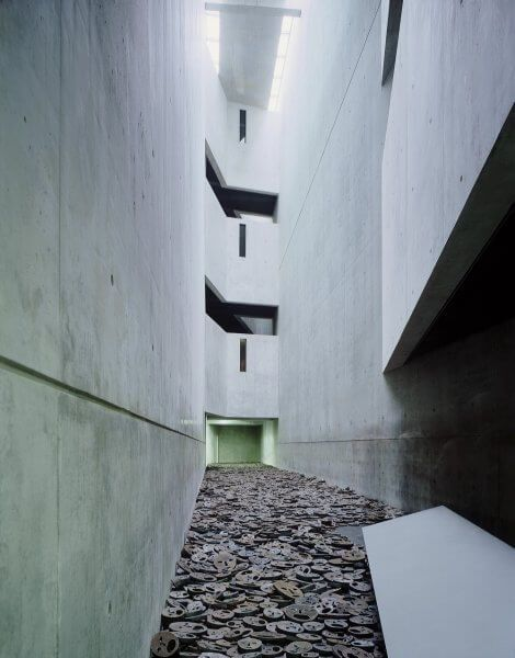 Exposition of the Holocaust Museum