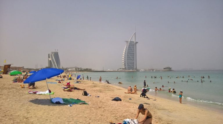 Outdoor Jumeirah Beach