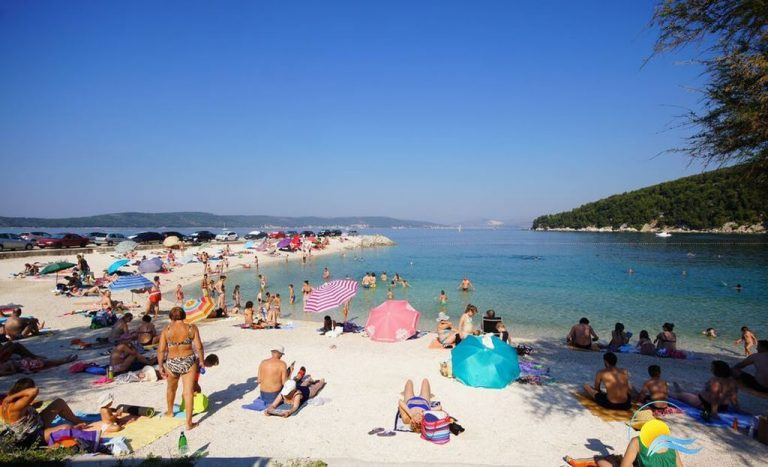 Beach in Split