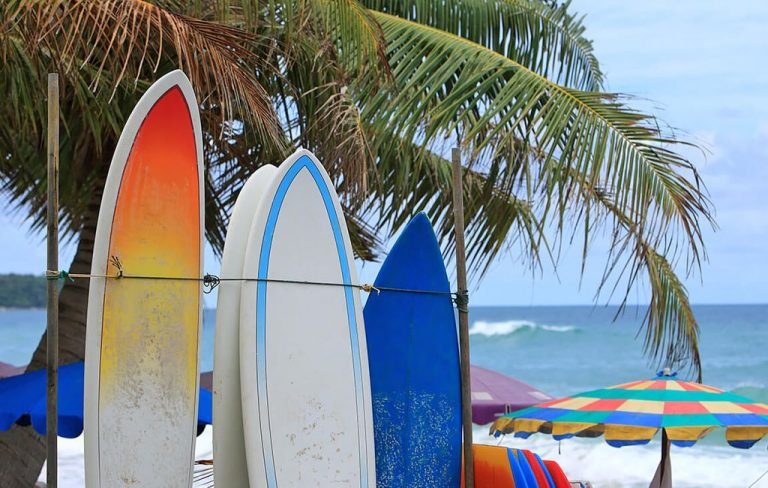 Surfing Equipment