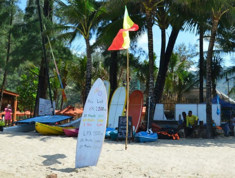 Things to do in Kamala Beach