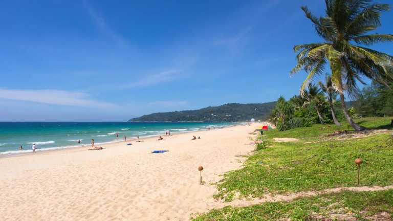 Pure Karon Beach in Phuket