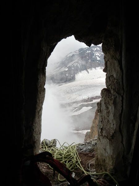 View of the abyss from the inside