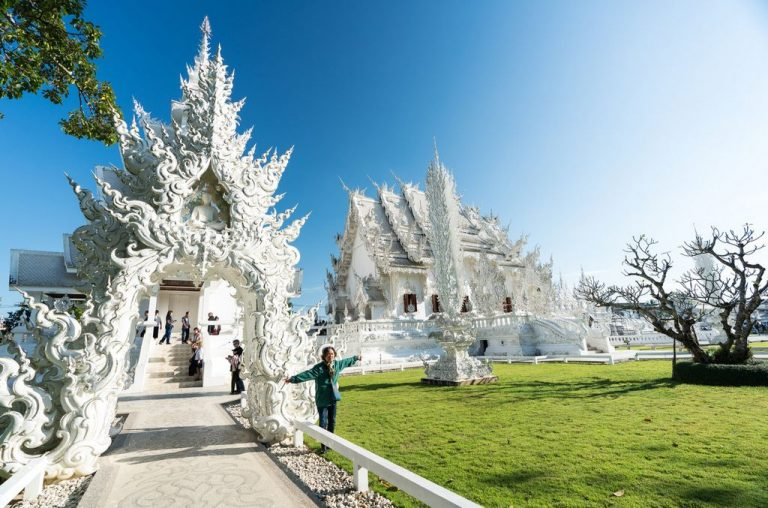 Wat Rong Khun Temple Should Become a Large Buddhist Center
