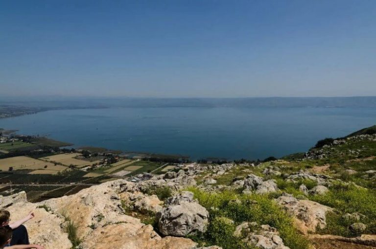 Sea of ​​Galilee