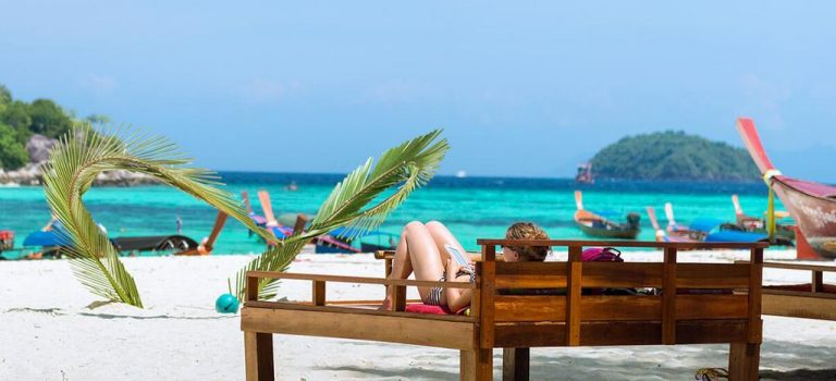 When is the best time to ride Koh Lipe