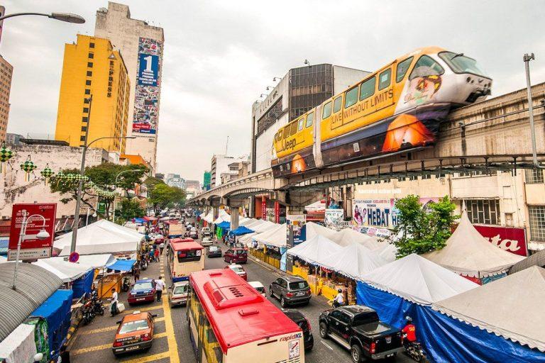 Kuala Lumpur City Transport