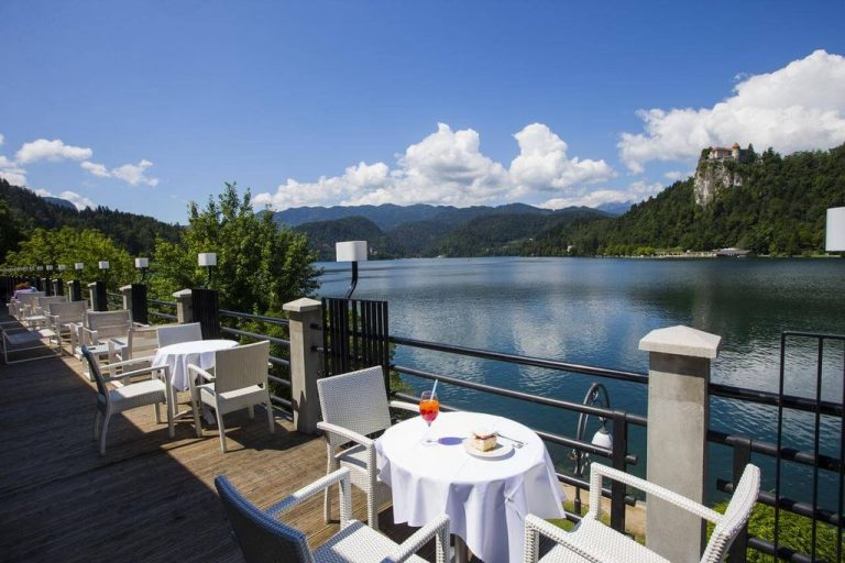View from Sava Hotels & Resorts
