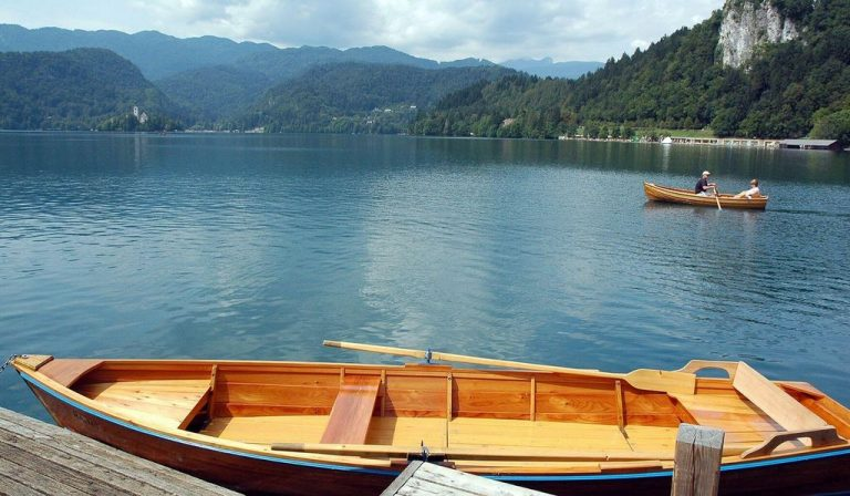 Active holiday on Lake Bled