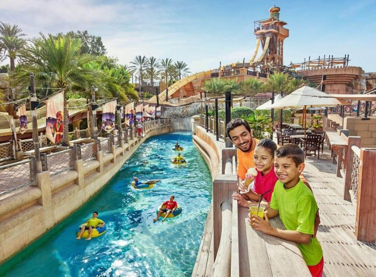Take a ride on the lazy river Lazy River