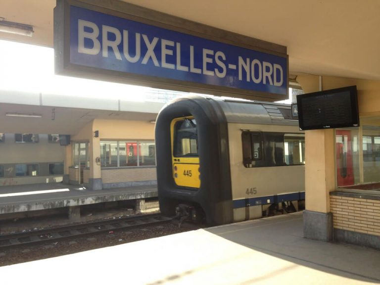 Bruxelles-Nord stations