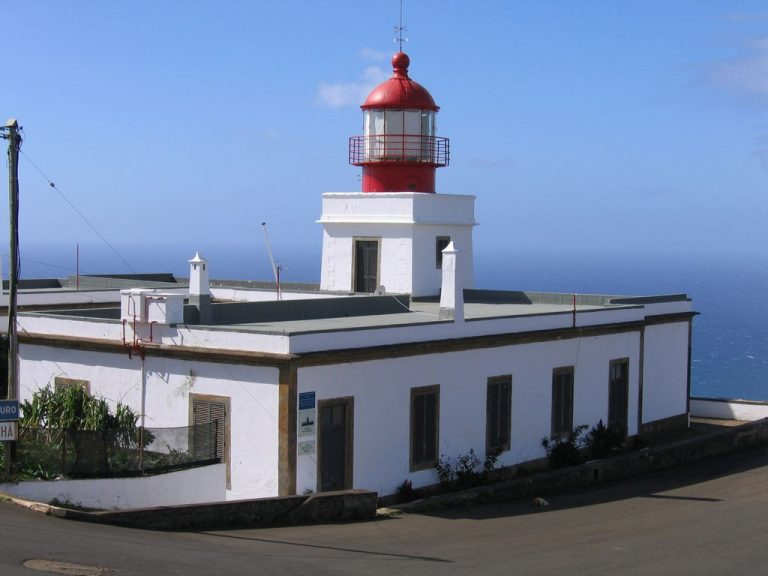 Ponta Pargo Lighthouse