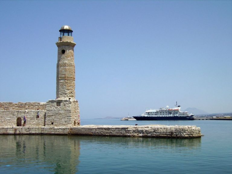 Venetian Harbor Lighthouse