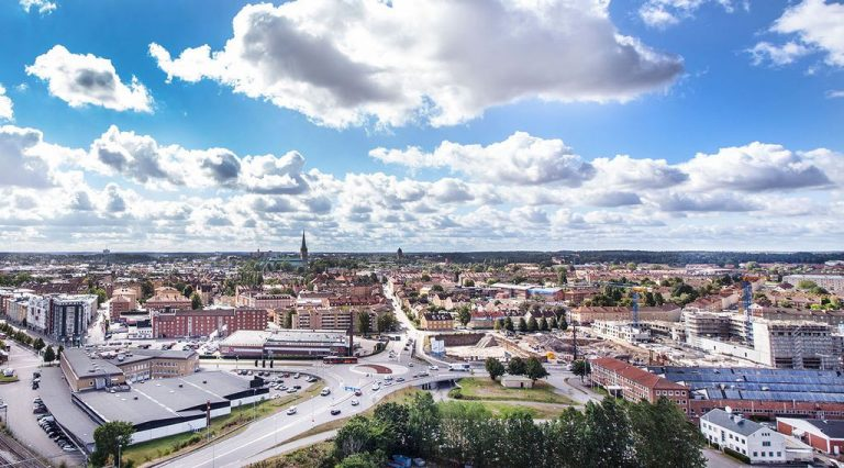 Linkoping - a city in Sweden