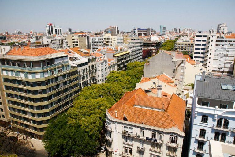 Avenidas Novas District