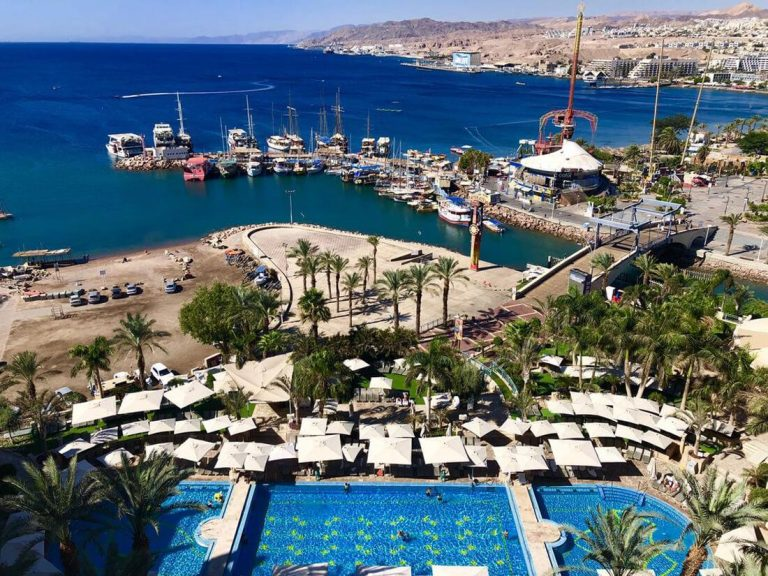 Hotel complex Luxury Suite Queen Eilat