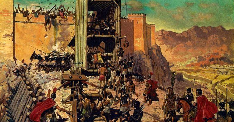 Siege of Masada