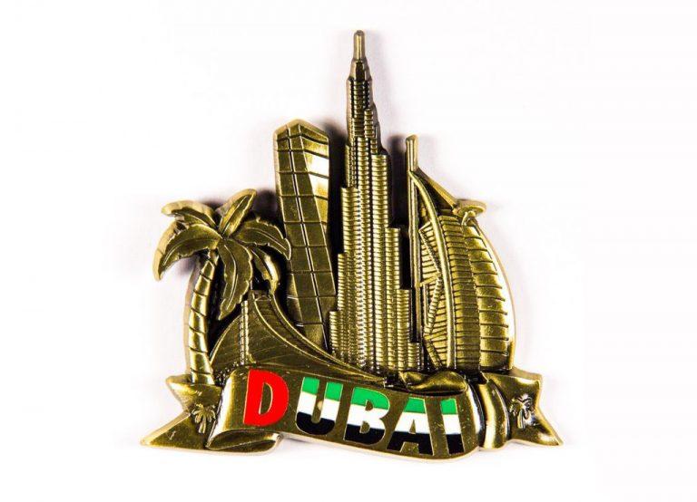 Magnet from Dubai