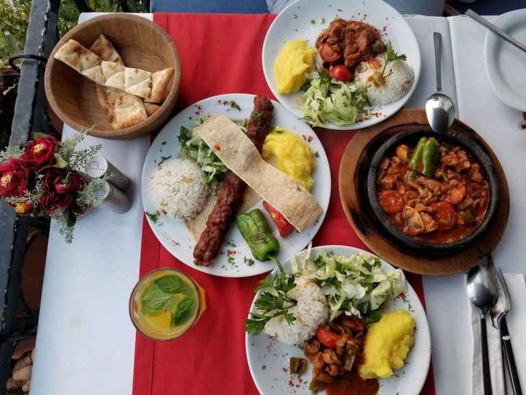 Lunch for two at Marbella Terrace Cafe Restaurant