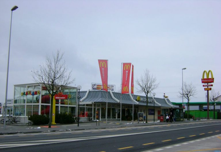 McDonald's in Zug