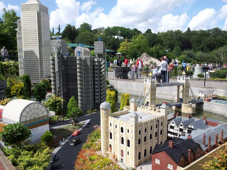 Miniland Tower in London