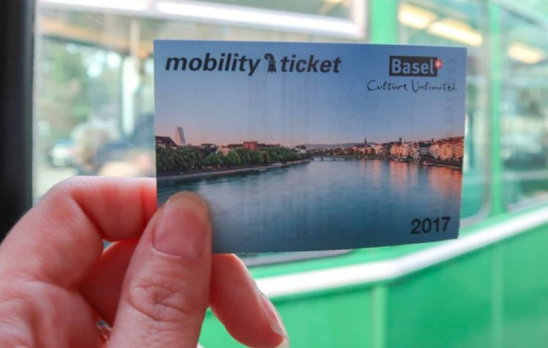 Free Public Transport Card - Mobility Ticket