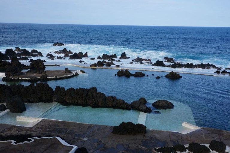 Monish Port Lava Pools