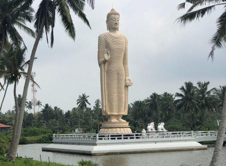 Monument to the victims of the tsunami, Hikkaduwa