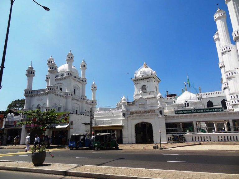 Dewatagaha-Jumma Mosque in Colombo