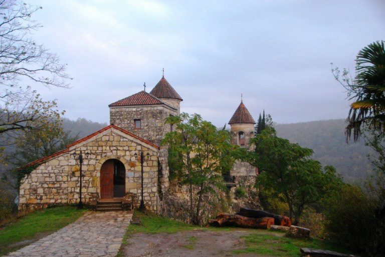 Attraction of Kutaisi - Motsameta Monastery