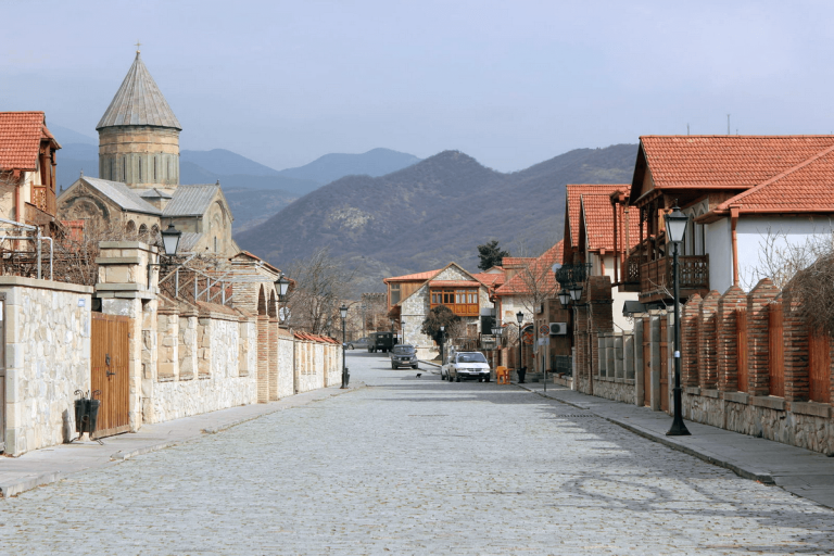 Street of Mtskheta
