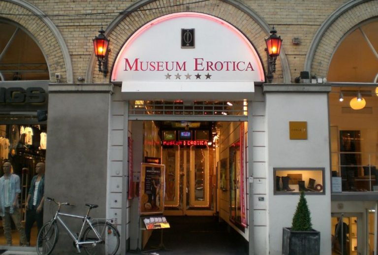 Erotic Museum in Copenhagen