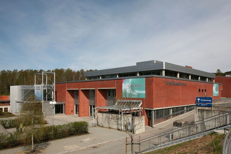Photo of the Norwegian Museum of Science and Technology